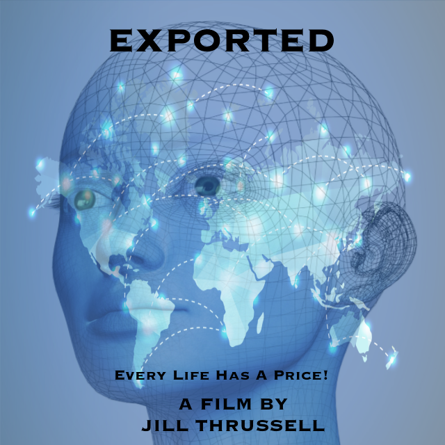 Exported!:: Movie written by Jill Thrussell
