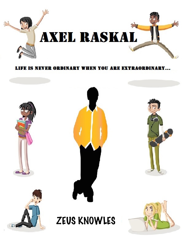 Axel Raskal & His Extraordinary Friends