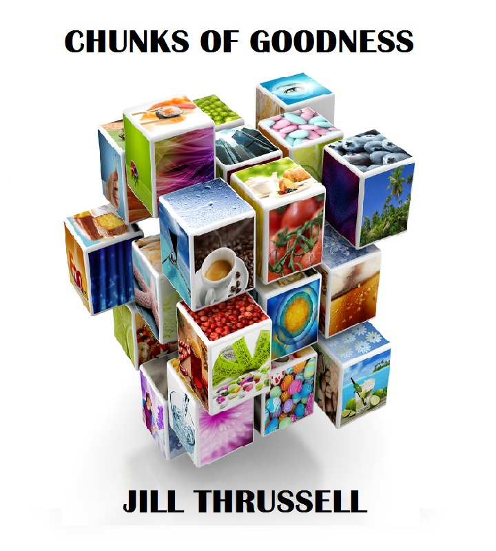 Buy Chunks of Goodness Poetry Collection